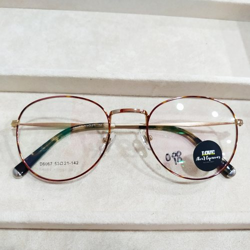 AlexJ Eyewear 6067 with cr39 1.56 mc emi