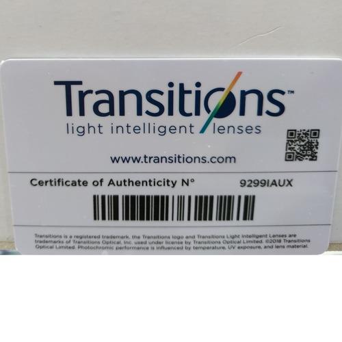 Transition Signature 1.56 HMC Grey