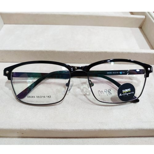 AlexJ Eyewear 6083 with cr39 1.56 mc emi