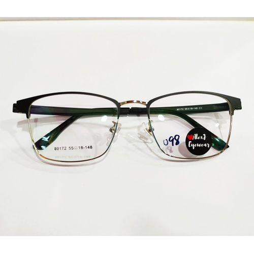 AlexJ Eyewear 80172 with cr39 1.56 mc emi