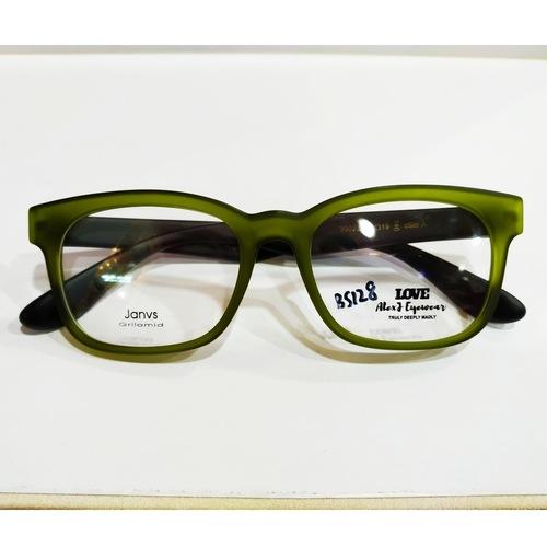 AlexJ Eyewear 3D design collection 99022 with cr39 1.56 mc emi