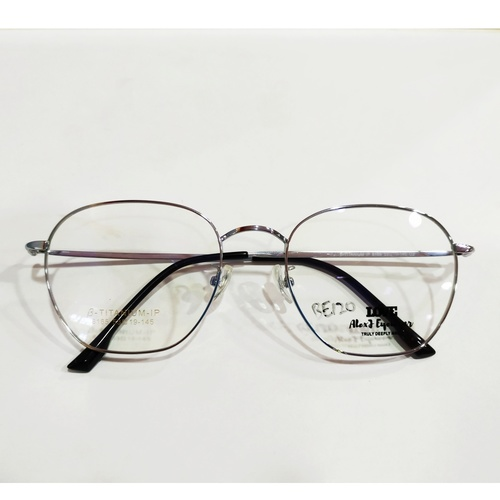 AlexJ Eyewear beta-titanium 8165 with cr39 1.56 mc emi