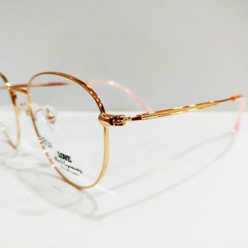 AlexJ Eyewear beta-titanium 2006 with cr39 1.56 mc emi