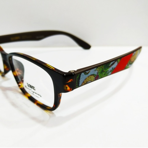 AlexJ Eyewear 3D design collection 99014 with cr39 1.56 mc emi