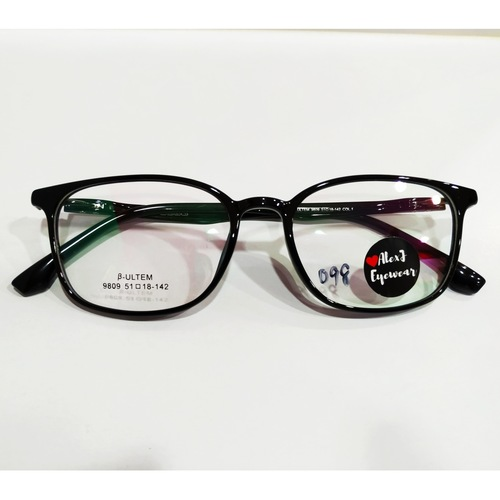 AlexJ Eyewear 9809 with cr39 1.56 mc emi