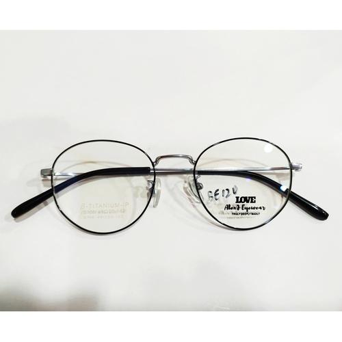 AlexJ Eyewear beta-titanium 8105 with cr39 1.56 mc emi