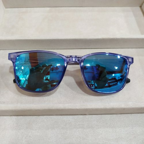 AlexJ Eyewear 2121 (magnetic clip on) with cr39 mc emi
