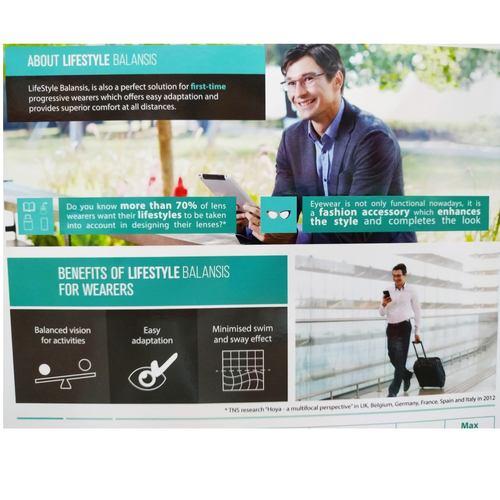 Hoya Lifestyle Balansis 1.5 HVLL