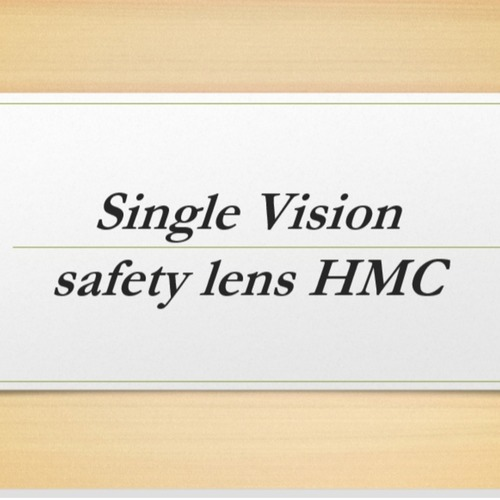 SV Polycarbonate HMC safety lenses stock