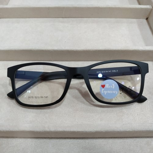 AlexJ Eyewear 2075 (magnetic clip on) with cr39 mc emi