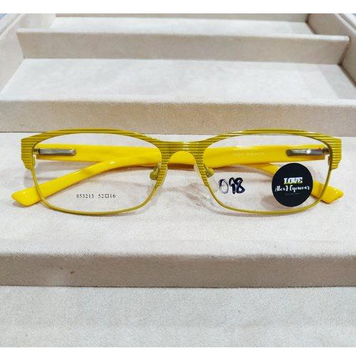 AlexJ Eyewear 853213 with cr39 1.56 mc emi