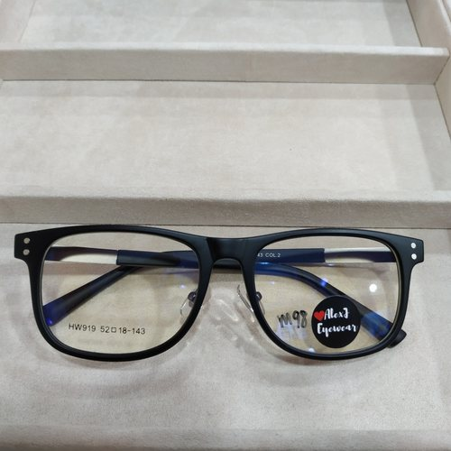 AlexJ Eyewear HW919 (magnetic clip on) with cr39 mc emi