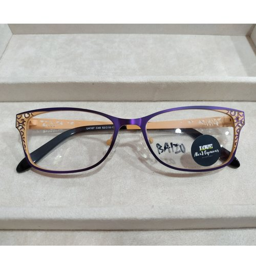 AlexJ Eyewear U4167 with cr39 1.56 mc emi