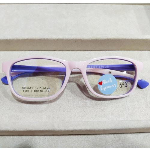 AlexJ Eyewear 6608 with cr39 1.56 mc emi
