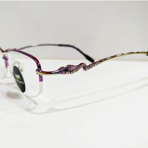 AlexJ Eyewear F3052 with cr39 1.56 mc emi