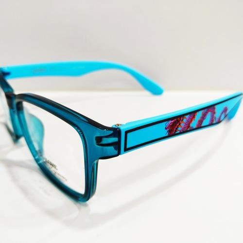 AlexJ Eyewear 3D design collection 99017 with cr39 1.56 mc emi