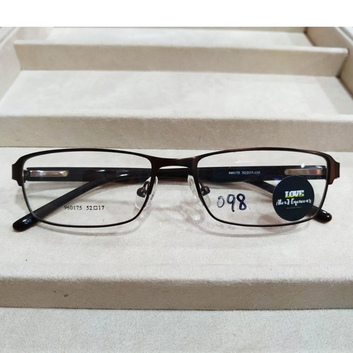 AlexJ Eyewear 960175 with cr39 1.56 mc emi