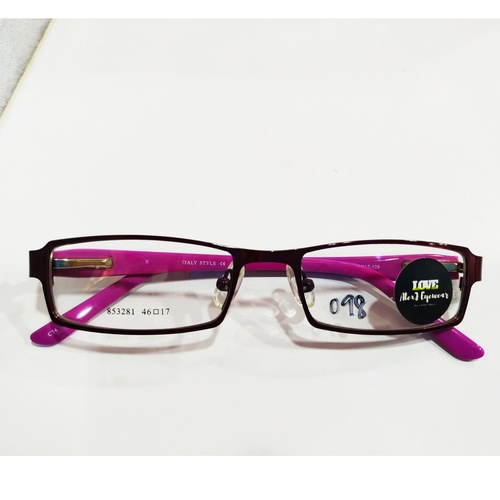 AlexJ Eyewear 853281 with cr39 1.56 mc emi