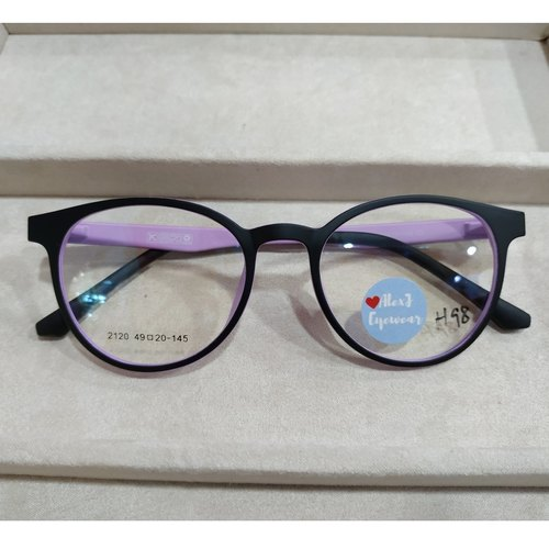 AlexJ Eyewear 2120 (magnetic clip on) with cr39 mc emi