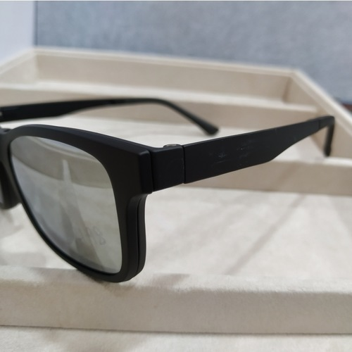 AlexJ Eyewear 2075 (magnetic clip on) with cr39 mc emi