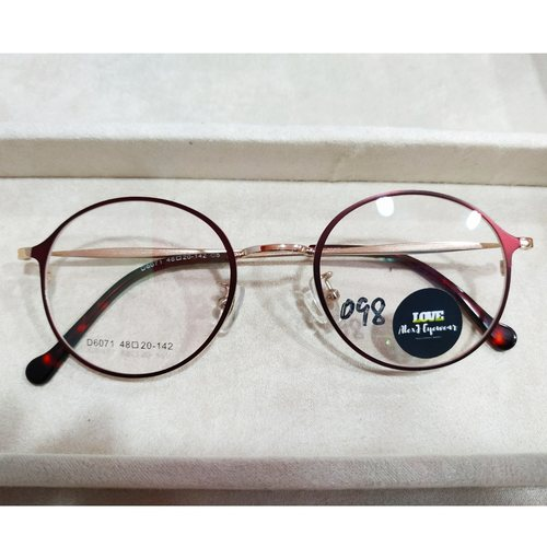 AlexJ Eyewear 6071 with cr39 1.56 mc emi