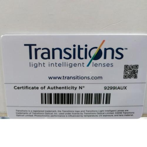 Transition Signature 1.6 HMC Grey
