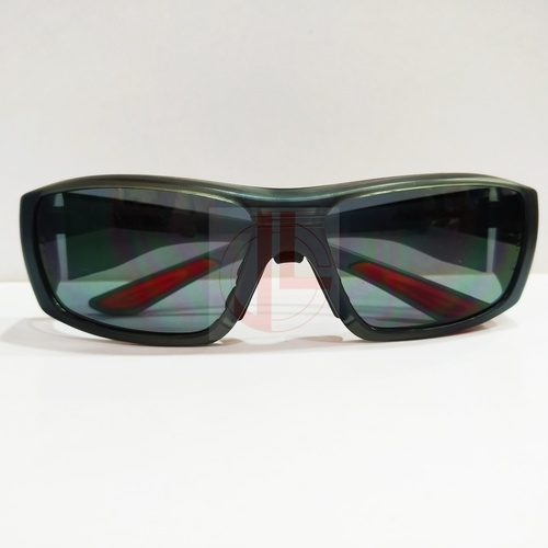 Worksafe Kuiper Black with safety lenses uncoated