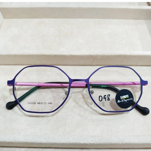 AlexJ Eyewear 6006 with cr39 1.56 mc emi