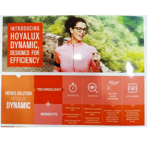 Hoya Dynamic Summit 1.53 HVLL Sensity Grey/Brown/Green