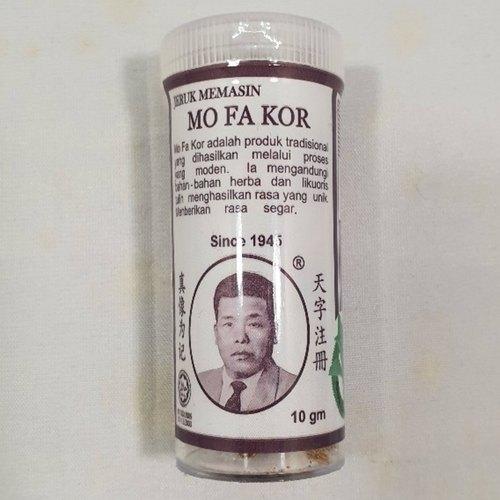 Mo Fa Kor (Dried Fig)
