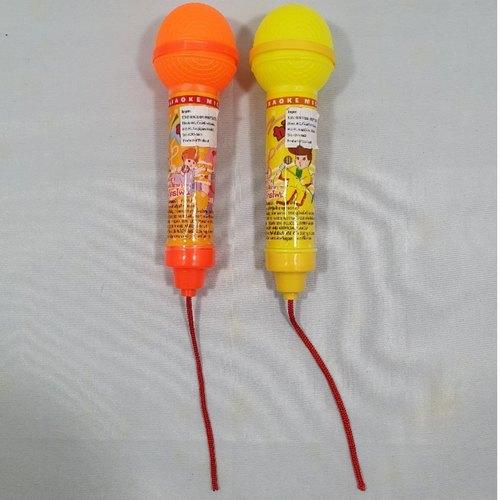 Karaoke Microphone (Assorted Colors)