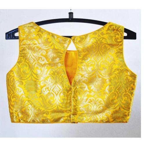 Zari Work Banarasi Designer Blouse