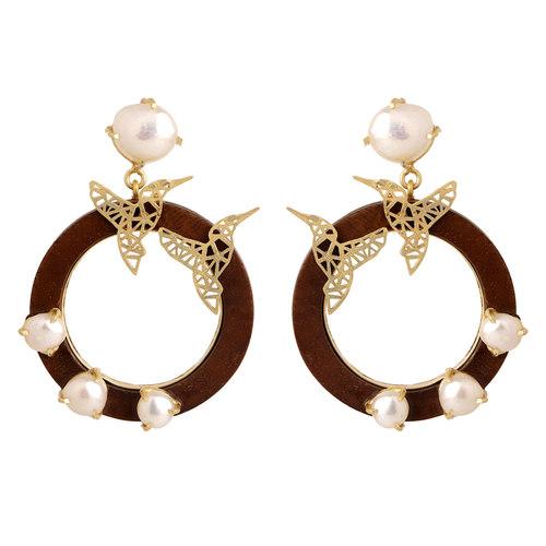 Meadowlark Earring