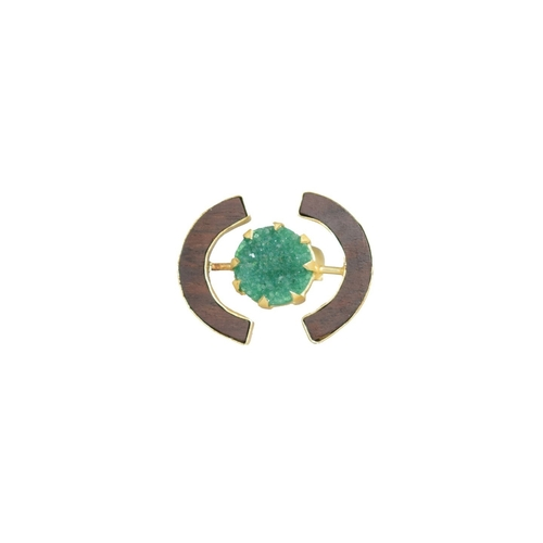 Cocktail Ring - Green