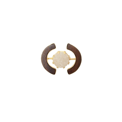 Cocktail Ring- White