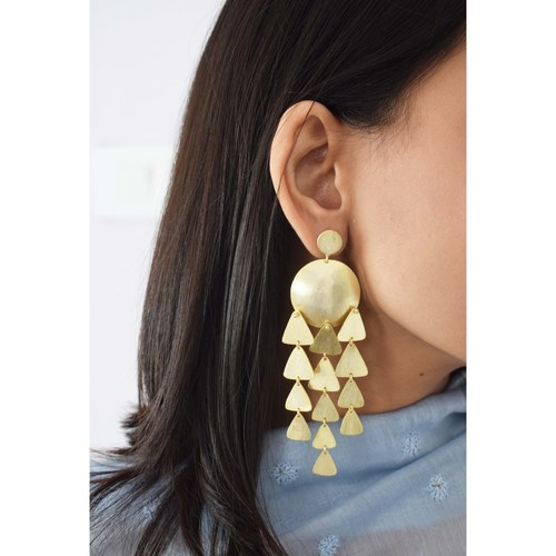 Hang Drum Earring