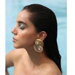 Statement Shell Earring