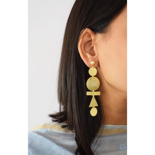 Geometrical Earring