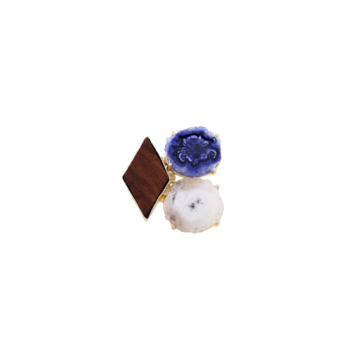 Duck ring-Blue