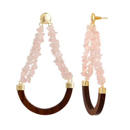 Swing Bali - Rose Quartz