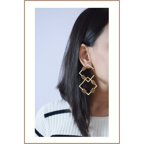 Interlocked Earring