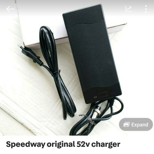 Original Dualtron  Speedway 52v 3pins charger