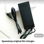 Original Dualtron  Speedway 52v 3pins charger