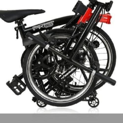 Pikes Bike 16inch 6 Speed Foldable Bicycle 6S Sturmey Archer hub
