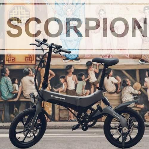 Minimotors Scorpion