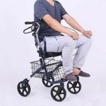 EasiWheels Rollator  3-in-1 Mobility Walker Assist