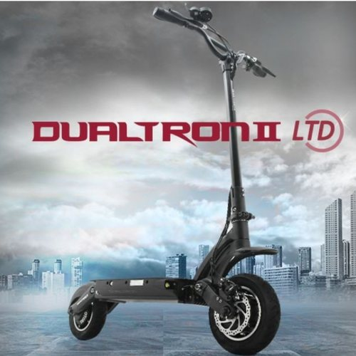 DUALTRON 2 Single-motor 4.4AH LTA Compliant
