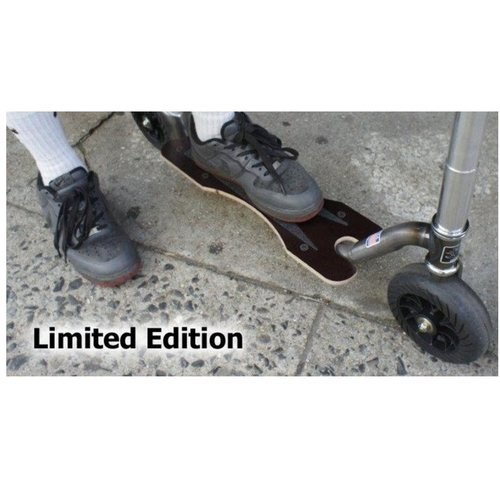 KickPed adult kick scooter - The Indestructible !