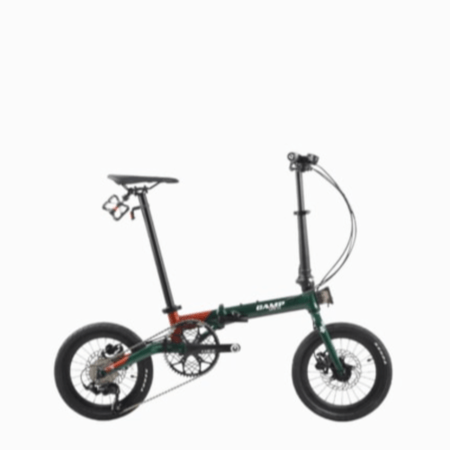 CAMP Lite 11 is the lightest 11 speeds foldable bicycle bike.