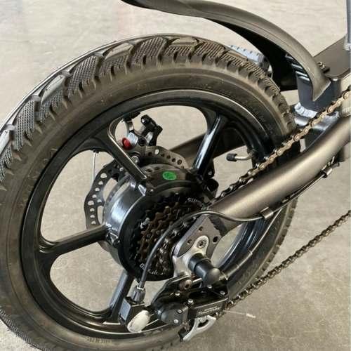 ROGI foldable ebike LTA APPROVED PAB w 6 gears
